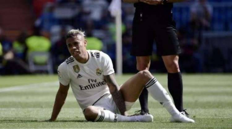 Positif COVID-19, Striker Real Madrid Mariano Diaz