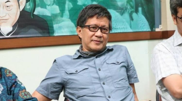 Rocky Gerung Sebut KPU, MK, DPR dan MPR Lembaga Pemenggal Optimisme