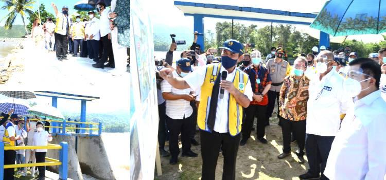 """Gubernur Dan Menteri PPN """"Keroyok"""" Penanganan Banjir Gorontalo"""
