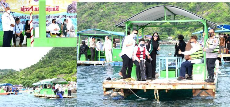 """Datang Ke Gorontalo Bukan """"Main-Main"""", Suharso Monoarfa Fokus Tangani Masalah Rakyat"""