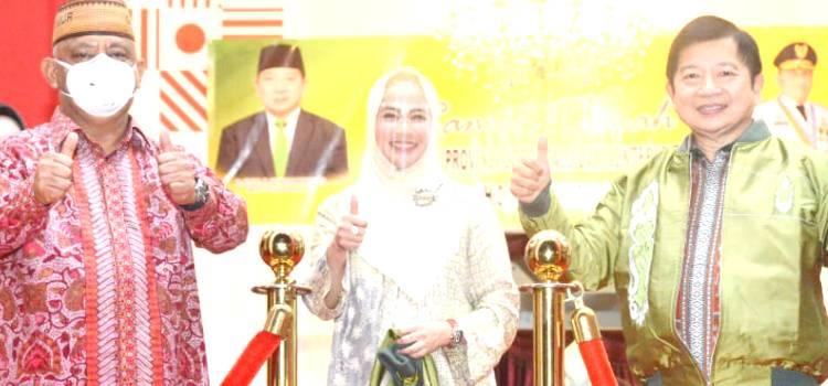 Suharso Monoarfa: Mari Berjuang Bersama Untuk Gorontalo