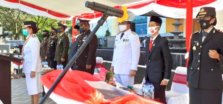 PEMERINTAH  MINUT GELAR HUT KE 75 INDONESIA