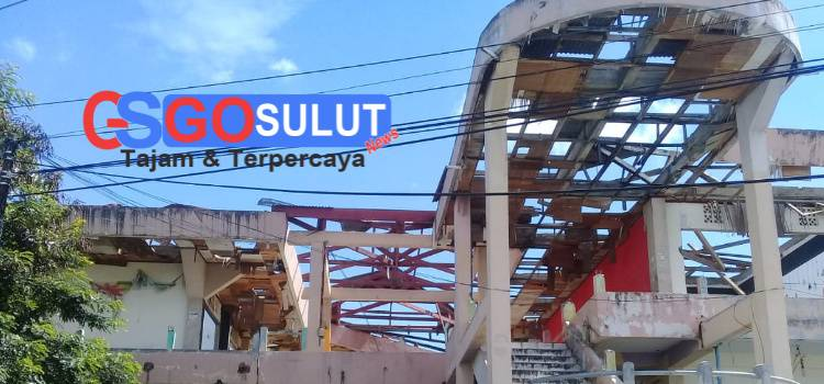 Pedagang Pasar Sentral Kota Gorontalo Berkeluh Kesah