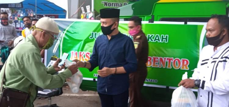 Armen Wijaya Lanjutkan Program Jaksa Sahabat Bentor Yang Digagas Dr. Supriyanto
