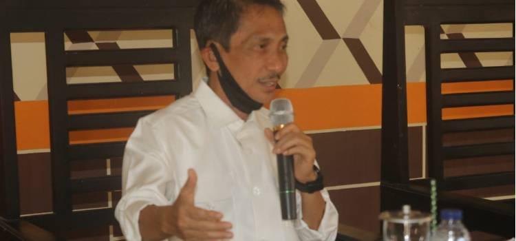 Pengelola Pasar Se-Kabupaten Gorontalo Terima Arahan Dari Prof. Nelson Pomalingo