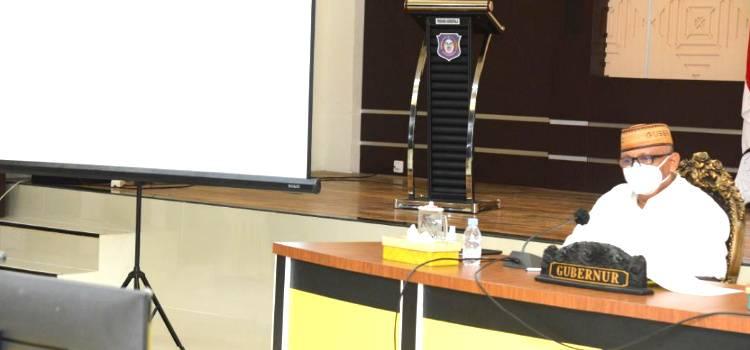 Rakyat Diminta Taati Protokol Kesehatan, Gubernur Gorontalo : Vaksin Covid-19 Belum Ditemukan