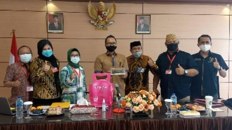 Bahas Solusi BBM dan Elpiji, Komisi II Datangi Pertamina Sales Area Sulutgo