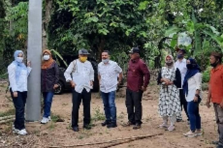 Komisi 2 Monitoring Program Listrik Masuk Desa