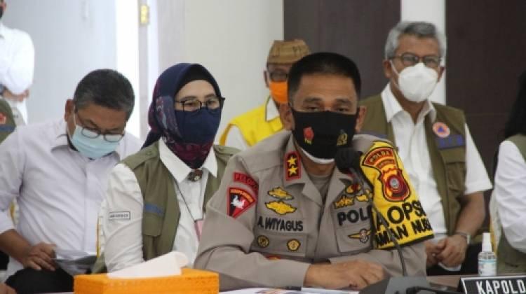 Kapolda Gorontalo: Fokus Kami Memprioritaskan Pencegahan Penyebaran Covid-19