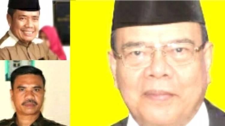 Demi Kemenangan NDH, Tiga Aleg Deprov Keroyok Suara Konstituen di Boliyohuto Cs