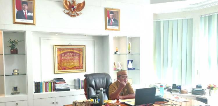 Pemprov Gorontalo Meningkatkan Kesiapsiagaan Menghadapi Bencana Hidrometeorolog