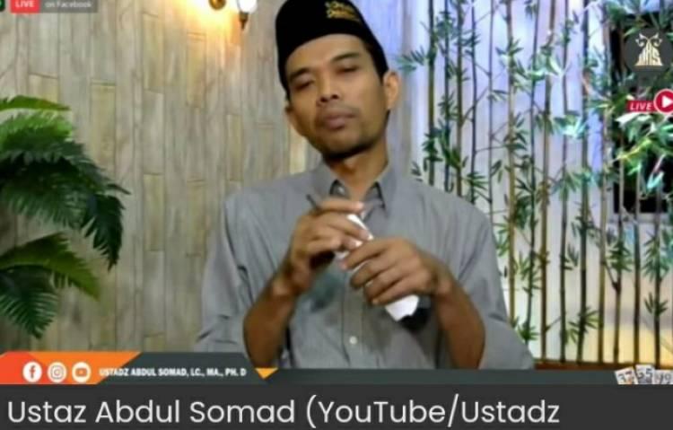 """""""Habib Rizieq Keturunan Nabi Muhammad SAW"""", Abdul Somad : HRS Saya Dukung Tegakan Keadilan"""