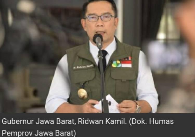 Besok Gubernur Jawa Barat Dipangil Penyidik Dittipidum Bareskrim Polri