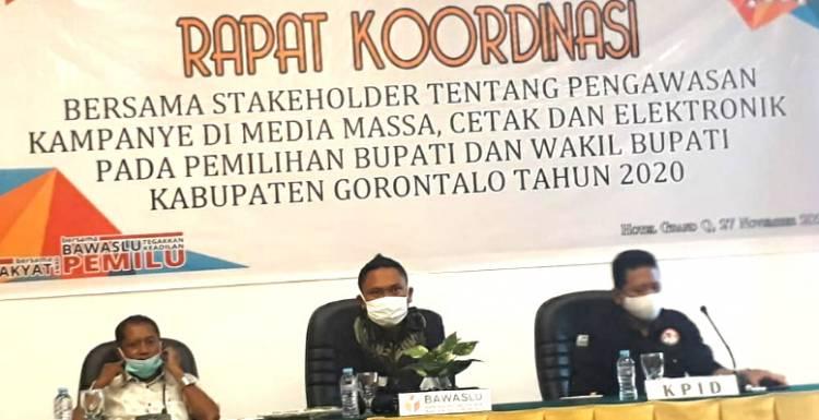 Pengawasan Kampanye Media Cetak Dan Elektronik, Alexander Ka'aba : Sanksi Pidana