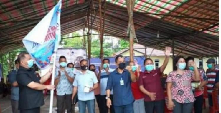 Ratusan Paket Bantuan Dari Kementerian Disalurkan Pemda Talaud