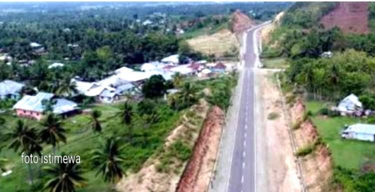 GORR Memberi Manfaat Bagi Rakyat, Risnawati Yantu : Terimah Kasih Pak Gubernur