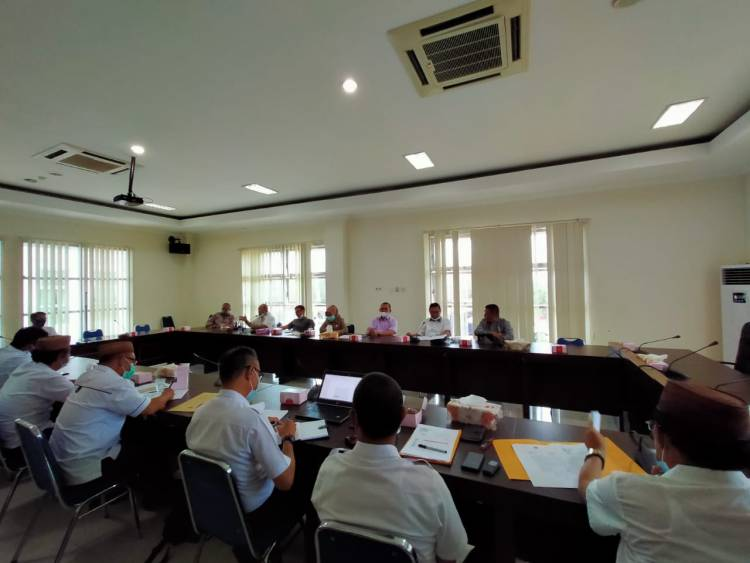 Komisi I Dorong Provinsi Tangani Ijin Galian C
