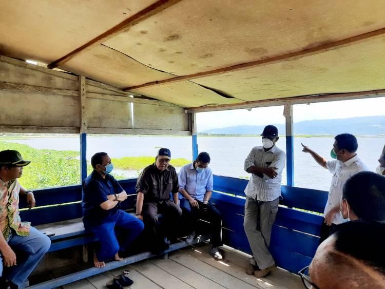 Komisi 3: Program Revitalisasi Danau Limboto Perlu Dievaluasi