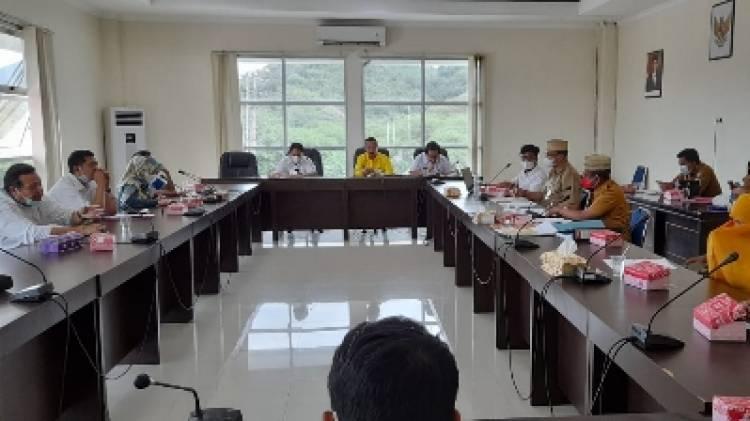 Pembangunan Pasar Sentral Akan Dilelang Kembali, Thomas: Kontraktor Bermasalah