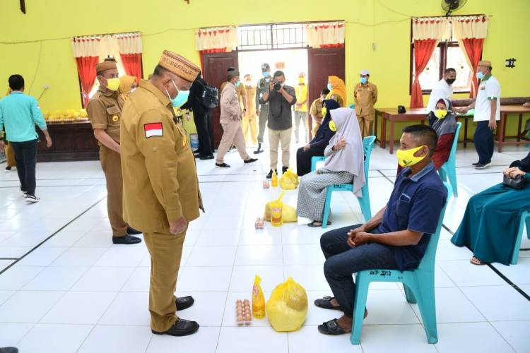 """Izin Pamit"", Syarif Mbuinga : Terima Kasih Pak Gubernur Gorontalo"