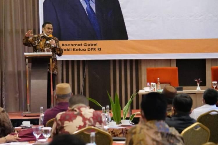 Rachmat Gobel: Pemimpin Harus Jadi Teladan Agar Tidak Korupsi