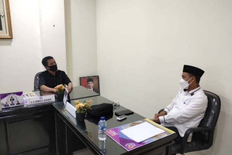 Adnan Entengo Dukung Pembentukan Forum Disabilitas Provinsi Gorontalo