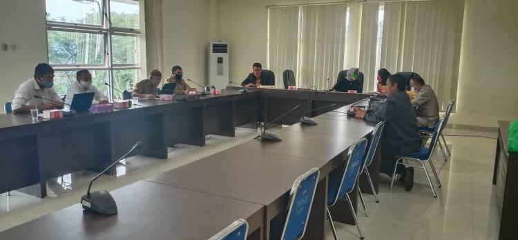 Raker Komisi 2, Bahas Ketersediaan dan Jaringan Listrik di Provinsi Gorontalo