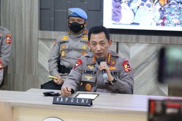 Polri Amankan Lima Bom Aktif Dan Tangkap 13 Terduga Teroris