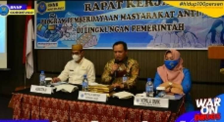 BNN Bonbol Wujudkan Desa BERSINAR Jadi Program Unggulan Daerah