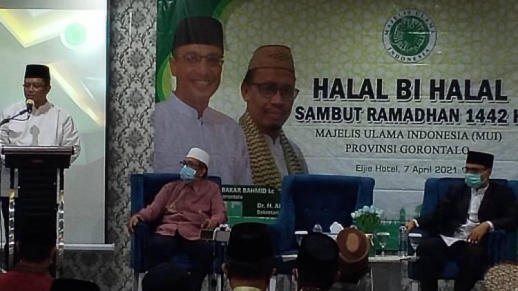 Wakil Ketua DPD RI Himbau Masyarakat Jaga Persatuan dan Kesatuan