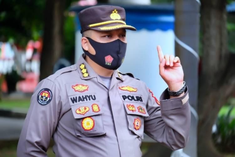 Polda Gorontalo Tangani 628 Laporan, Didominasi Kasus Penganiayaan