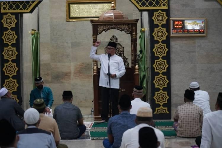 Peringatan Nuzulul Qur'an,  Revitalisasi Semangat Prajurit dan PNS Kodam XIII/Merdeka
