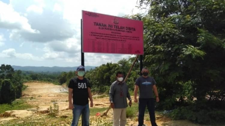 Terafiliasi ke Tersangka BTS, Kejagung Sita 30 Bidang Tanah