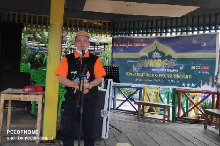 Anggota Amatir Radio Se Gorontalo Jalin Silaturahmi dan Buka Puasa Bersama