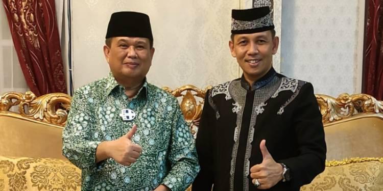Wagub Gorontalo : Bangga Dengan Prestasi Iptu Muhammad Atmal Fauzi
