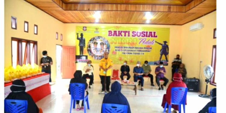 11 Desa di Paguat Terima Bantuan Pemprov Gorontalo