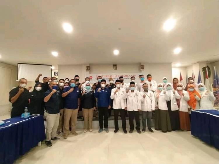 Silaturahim PKS-Nasdem, Adnan: Satukan Tujuan Membangun Gorontalo