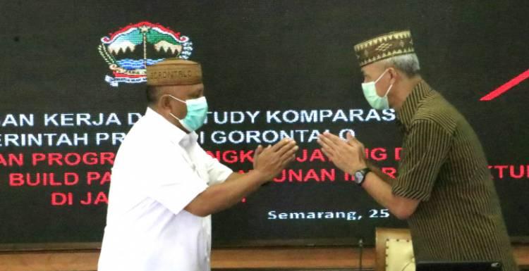 Ganjar Pranowo : RH Senior Dan Guru Tempat Belajar