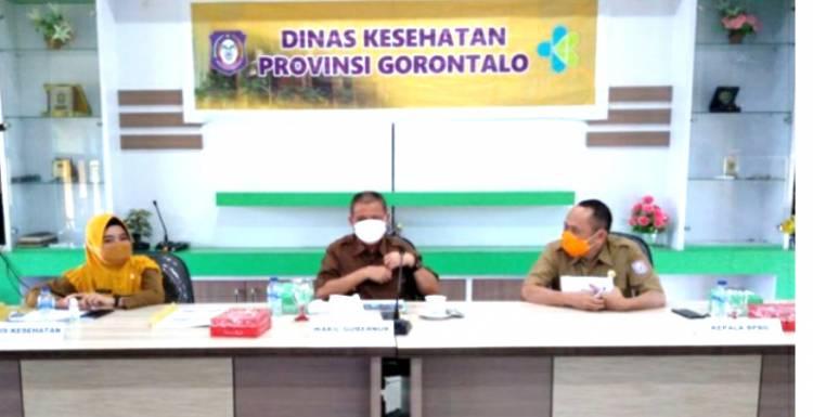Vaksinasi Lansia di Provinsi Gorontalo Baru Capai 5 %