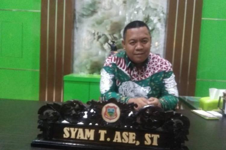 """""""Pembacokan Wartawan"""", Ketua DPRD Kabgor : Hukum Harus Ditegakan"""