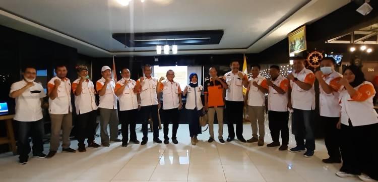 ORARI Kota Gorontalo Siap Eksis dan Aktualisasikan Program Kerja