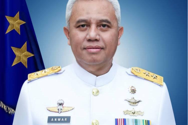 Laksda TNI Anwar Saadi Akan Dilantik Sebagai Jampidmil Kejagung RI