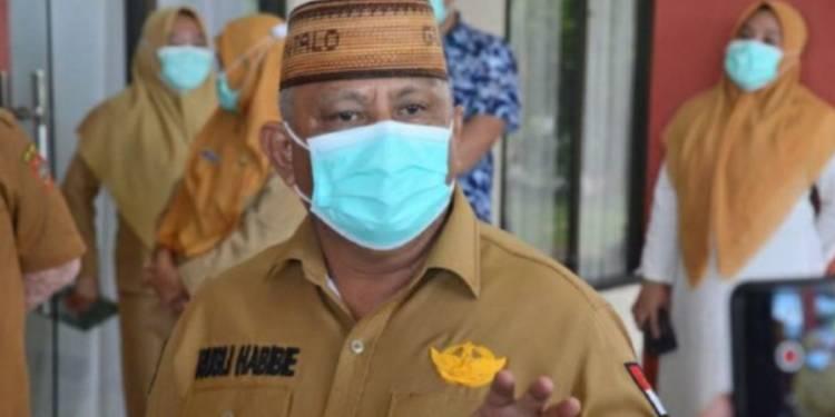 """Gubernur Gorontalo dan Istri Negatif Covid-19"", Tetap Jalani Karantina 10 Hari"
