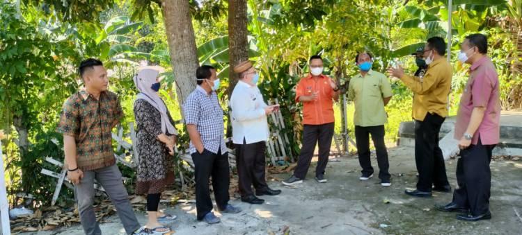 Wabup Gorut : Tempat Isolasi Terpusat Mulai Disiapkan