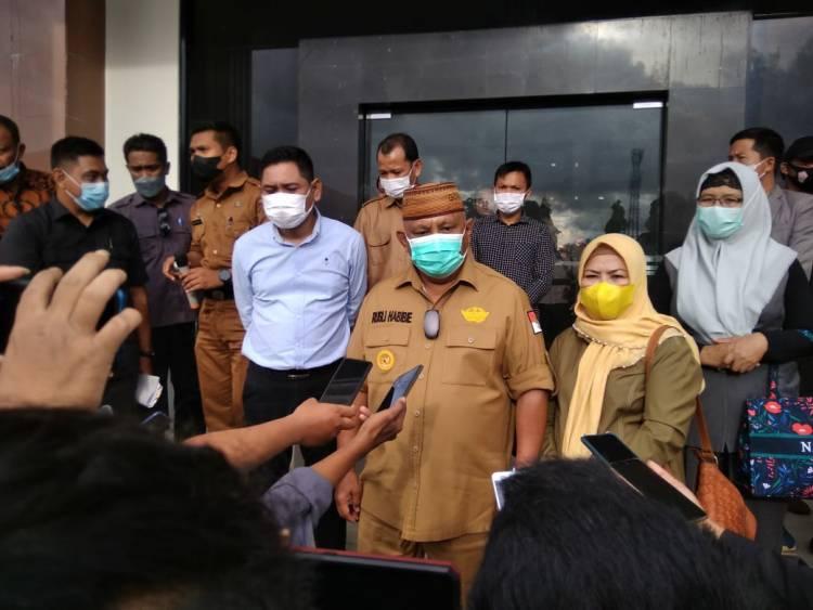 """""""Bersaksi di Pengadilan Tipikor"""", Gubernur Gorontalo Beberkan Cara Kerja Birokrasi di Pemprov"""