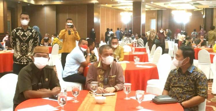 """Sosialisasi Penyusunan APBD 2022"", Wagub Gorontalo : Utamakan Pelayanan Publik"