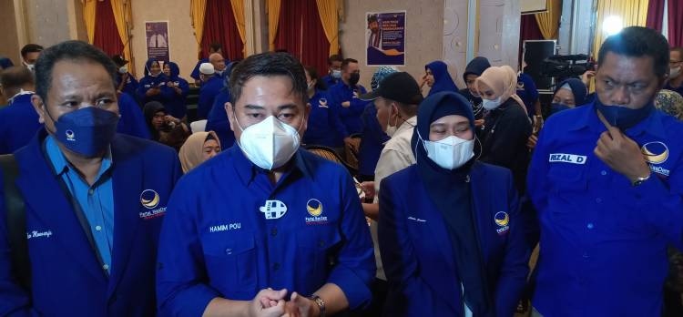 Ingin Perubahan di Provinsi Gorontalo, Hamim: Rebut Gubernur dan Kursi Ketua Deprov