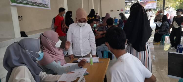 Ingin Pandemi Covid-19 Berakhir, Warga Harus Ikut Vaksinasi