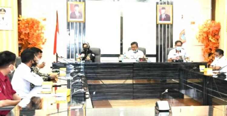Bupati Indra Yasin Terima Kunker Dari Komite III DPD RI